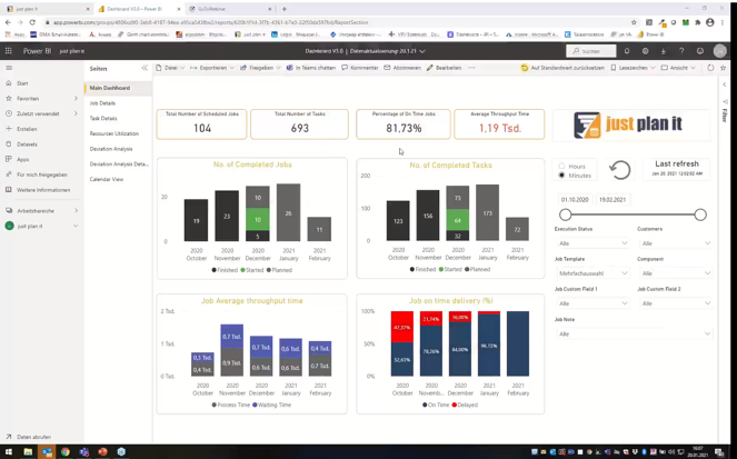 app - production excellence dashboard - screenshot-01