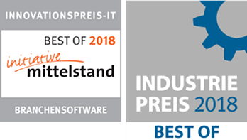 Best of Industry 2018 and Best of SMB Software