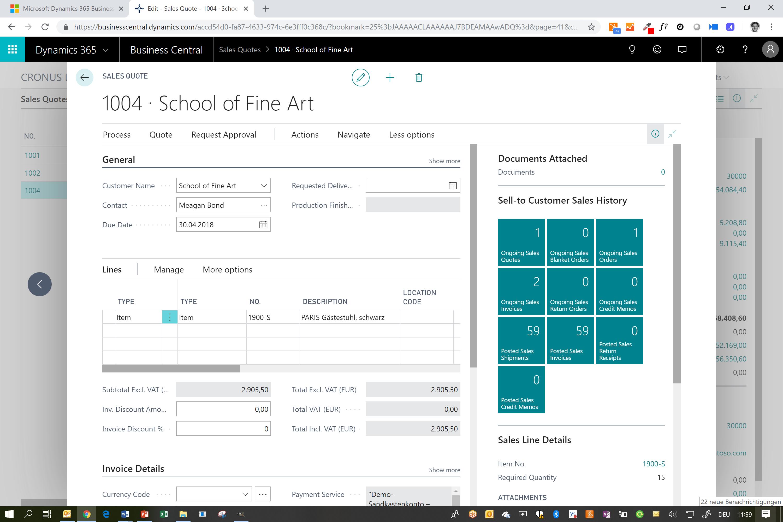 Business Central Screenshot-2