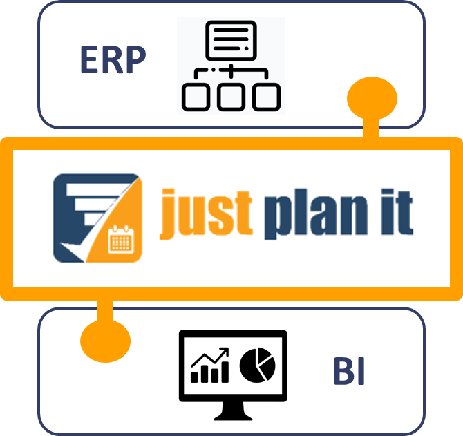 just plan it - interface