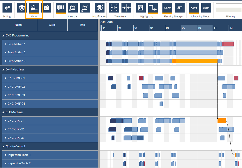 4 signs that your production schedule with excel no longer scales